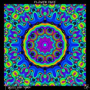 flower daze artwork by mysticlotus.space