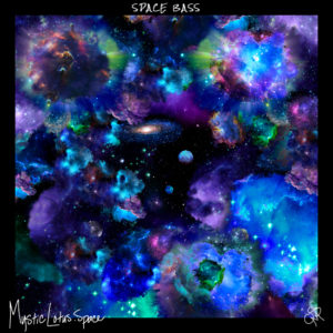 space bass artwork by mysticlotus.space