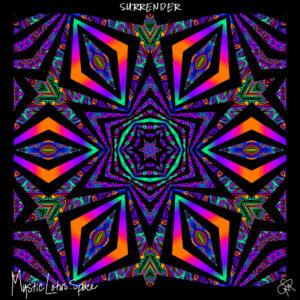surrender artwork by mysticlotus.space