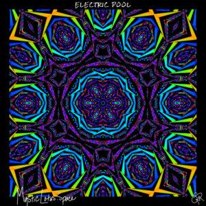electric pool artwork by mysticlotus.space