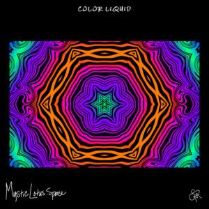 color liquid artwork by mysticlotus.space