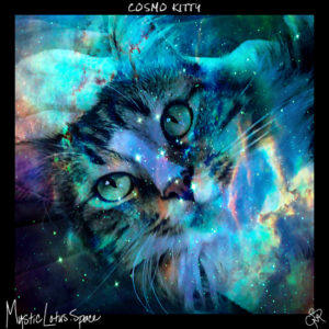 cosmo kitty artwork by mysticlotus.space