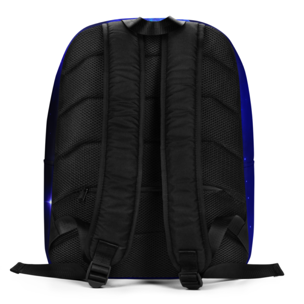 outer space nebulae backpack backside
