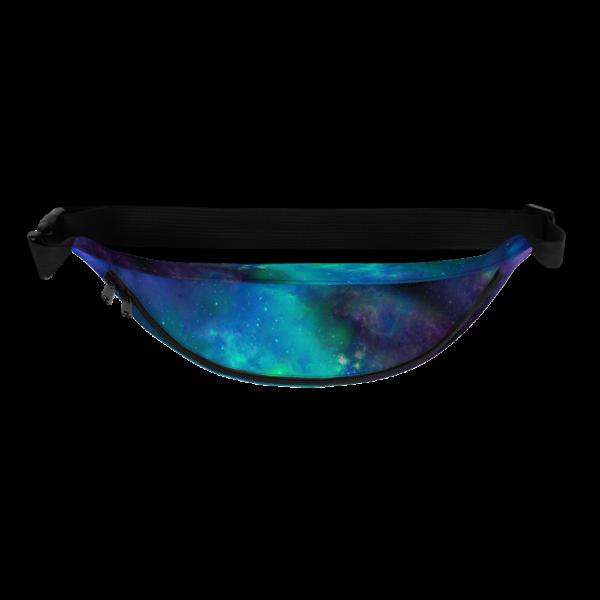 nebula designed fanny pack